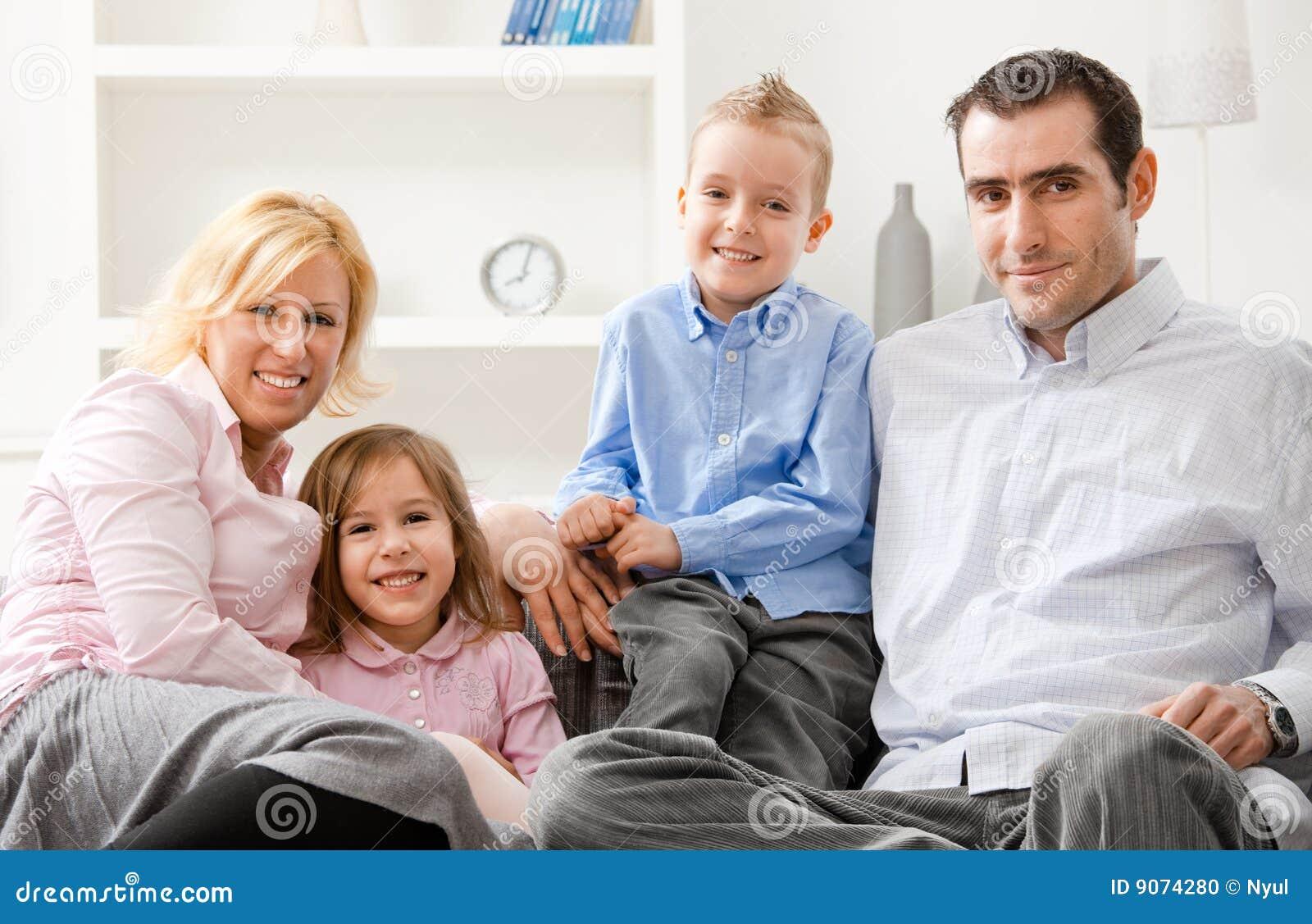 Familienportrait