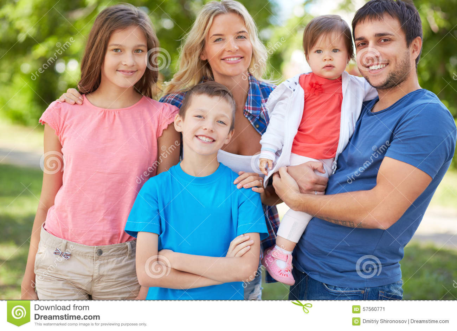Familj fem