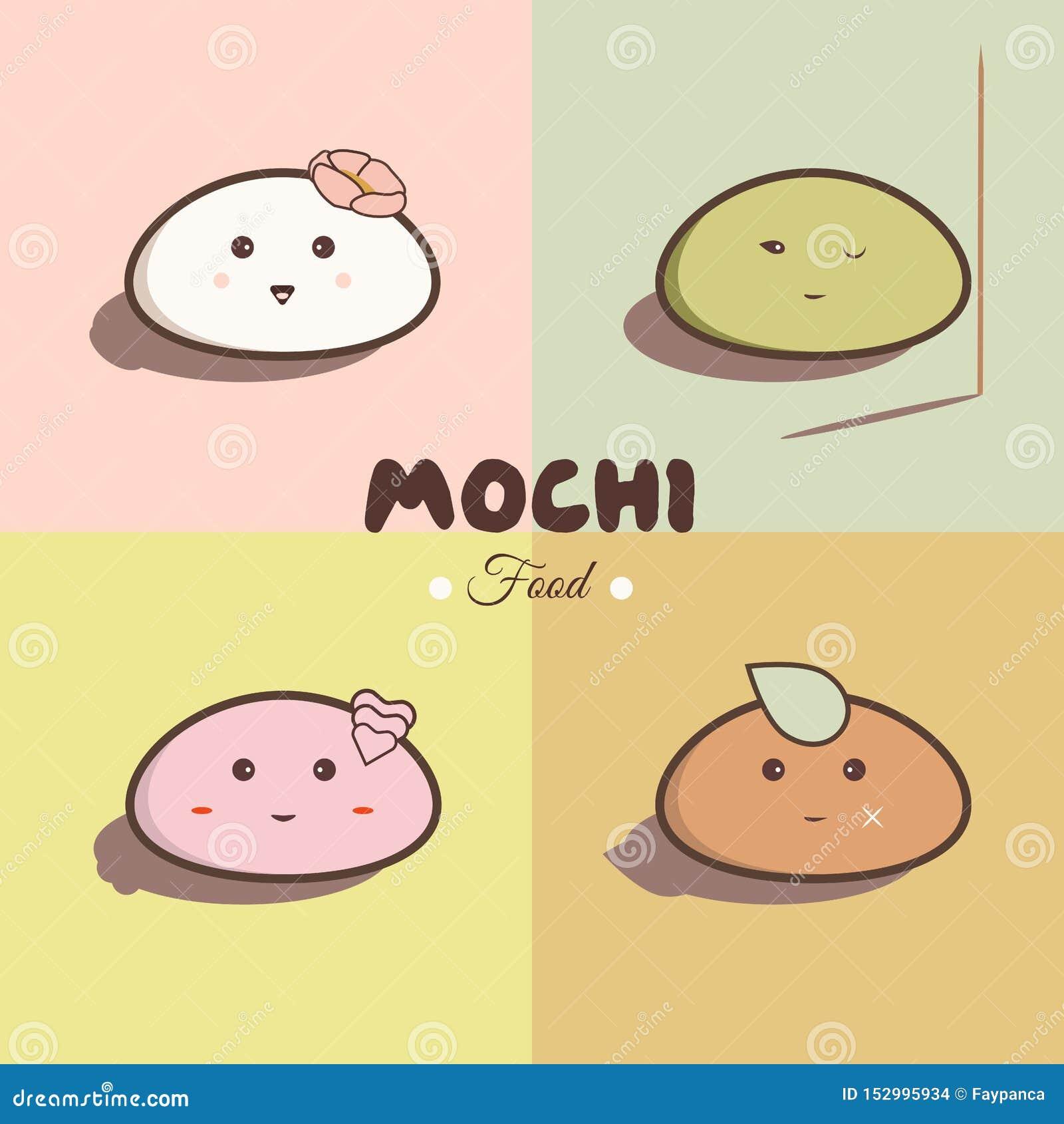 Famille de Mochi
