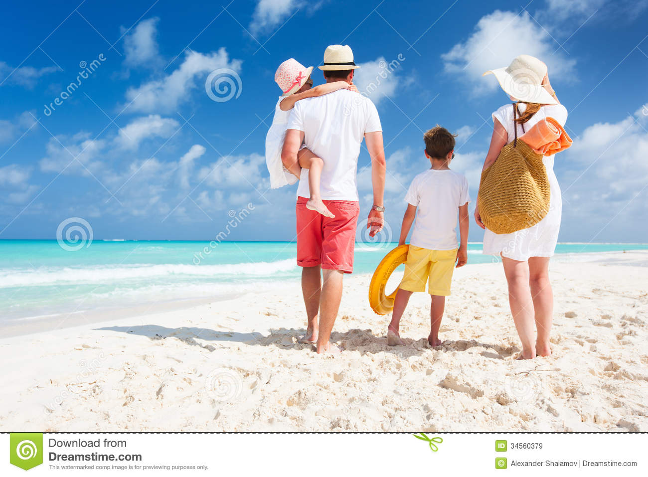Family Beach Photos Family Little Kid Beach Stock Photos Images Pictures 21344