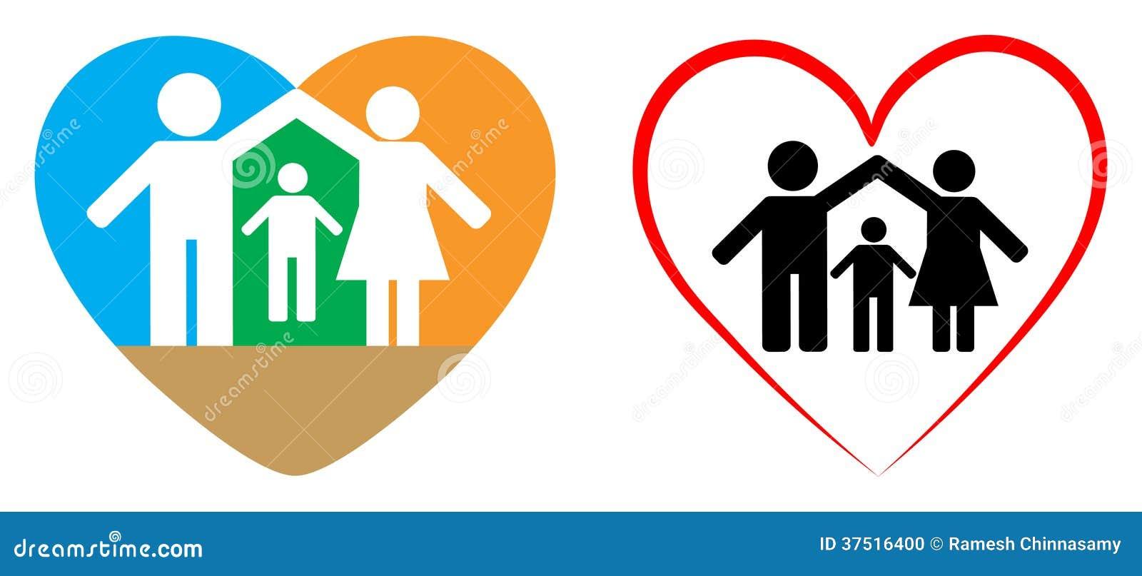 family care stock vector. illustration of green, heart - 37516400