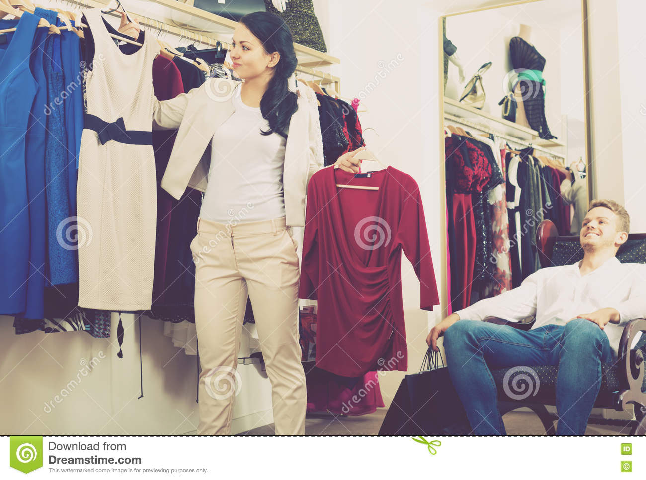 Family clothing online shopping