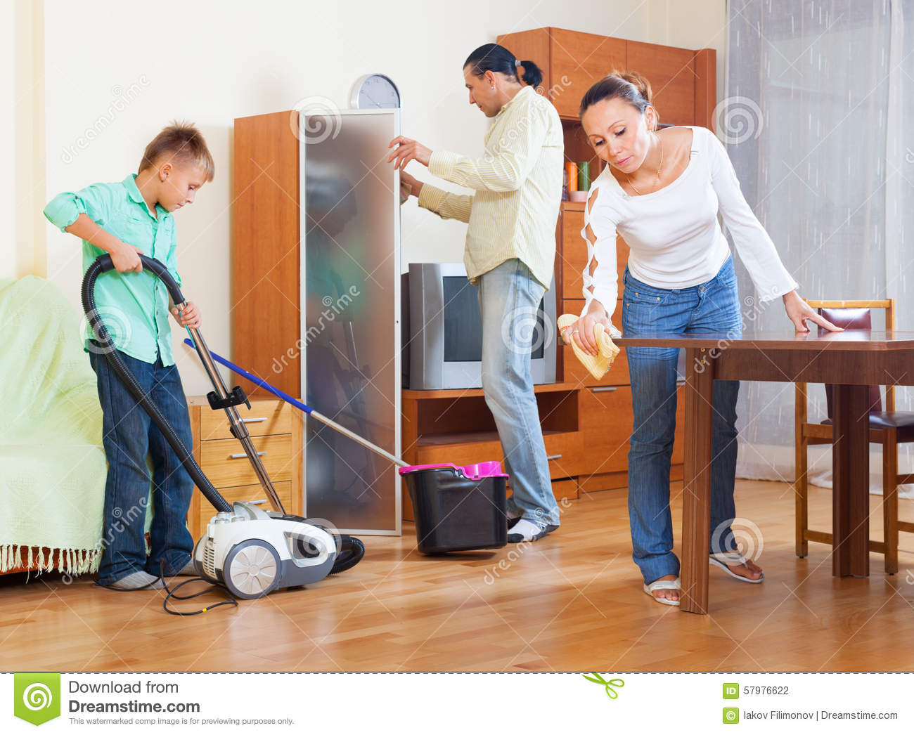 cleaning living room clipart. cleaning living room clipart