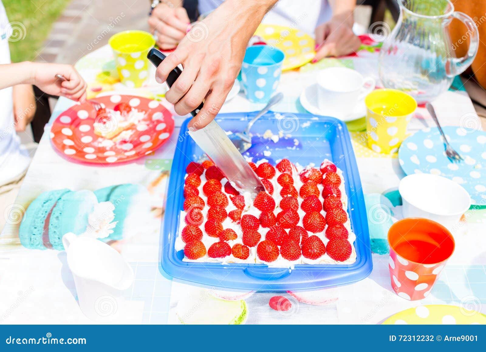 Birthday Cake Cutting Knife