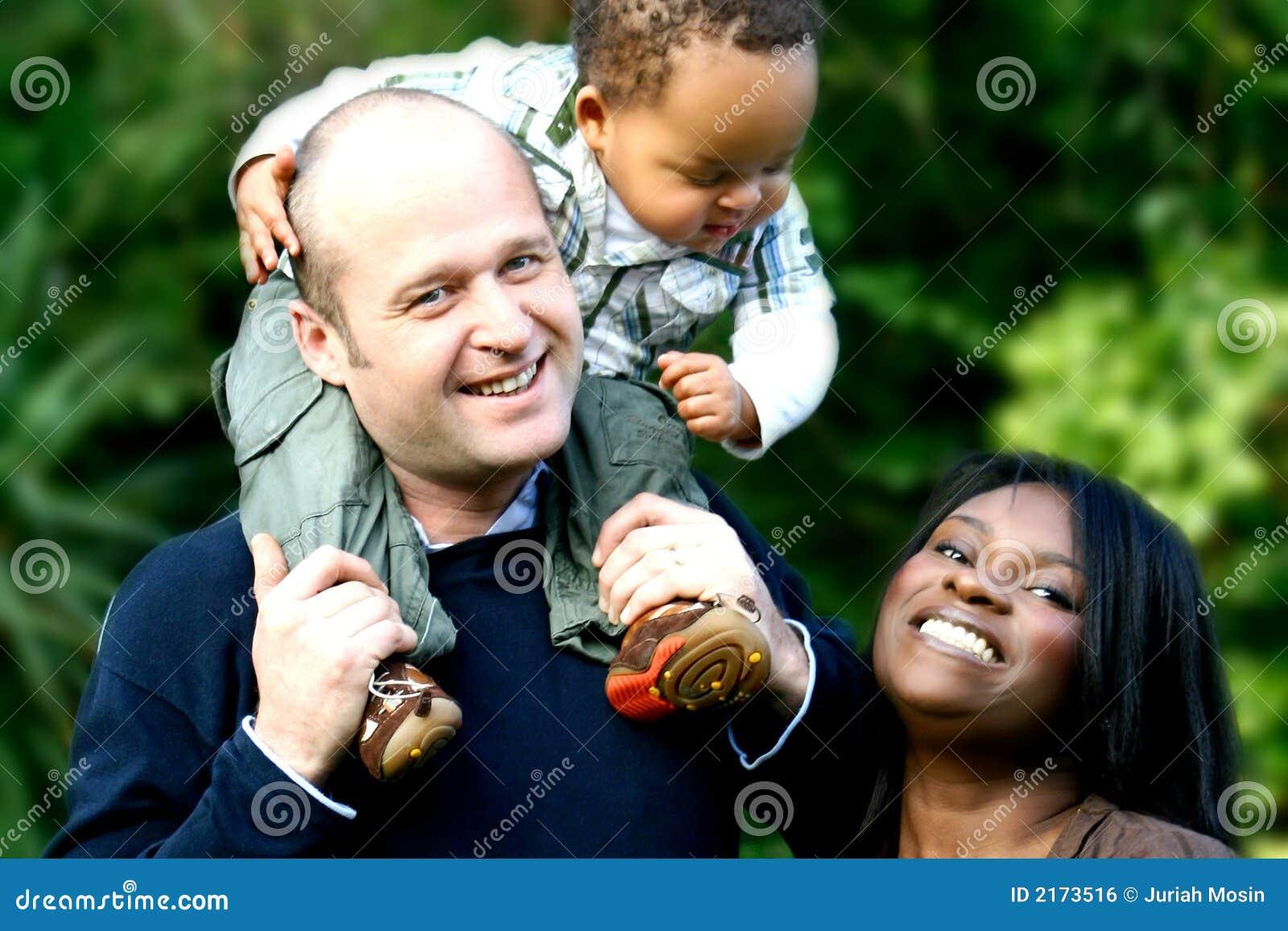 Family Diversity Royalty Free Stock Image - Image: 2173516