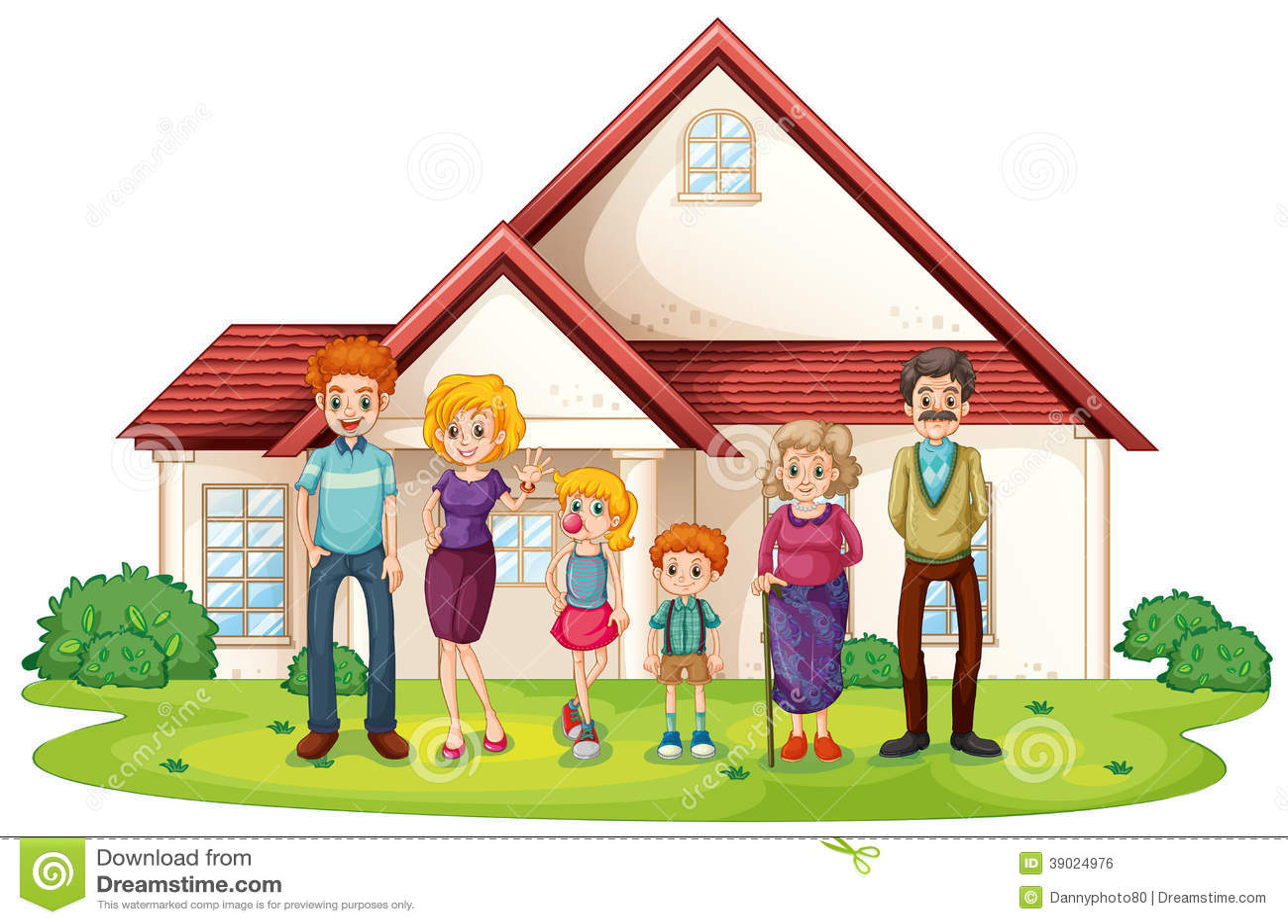 25 3D Pics. Happy Family | Amazing Photos | Family cartoon, Family clipart,  Family images
