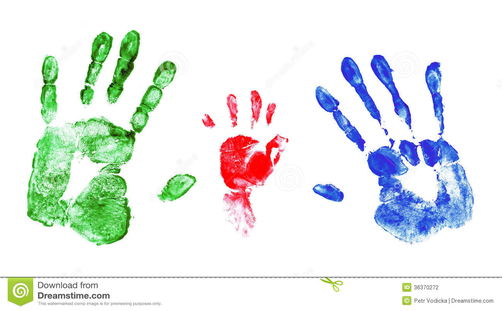 Baby Handprint Quotes....