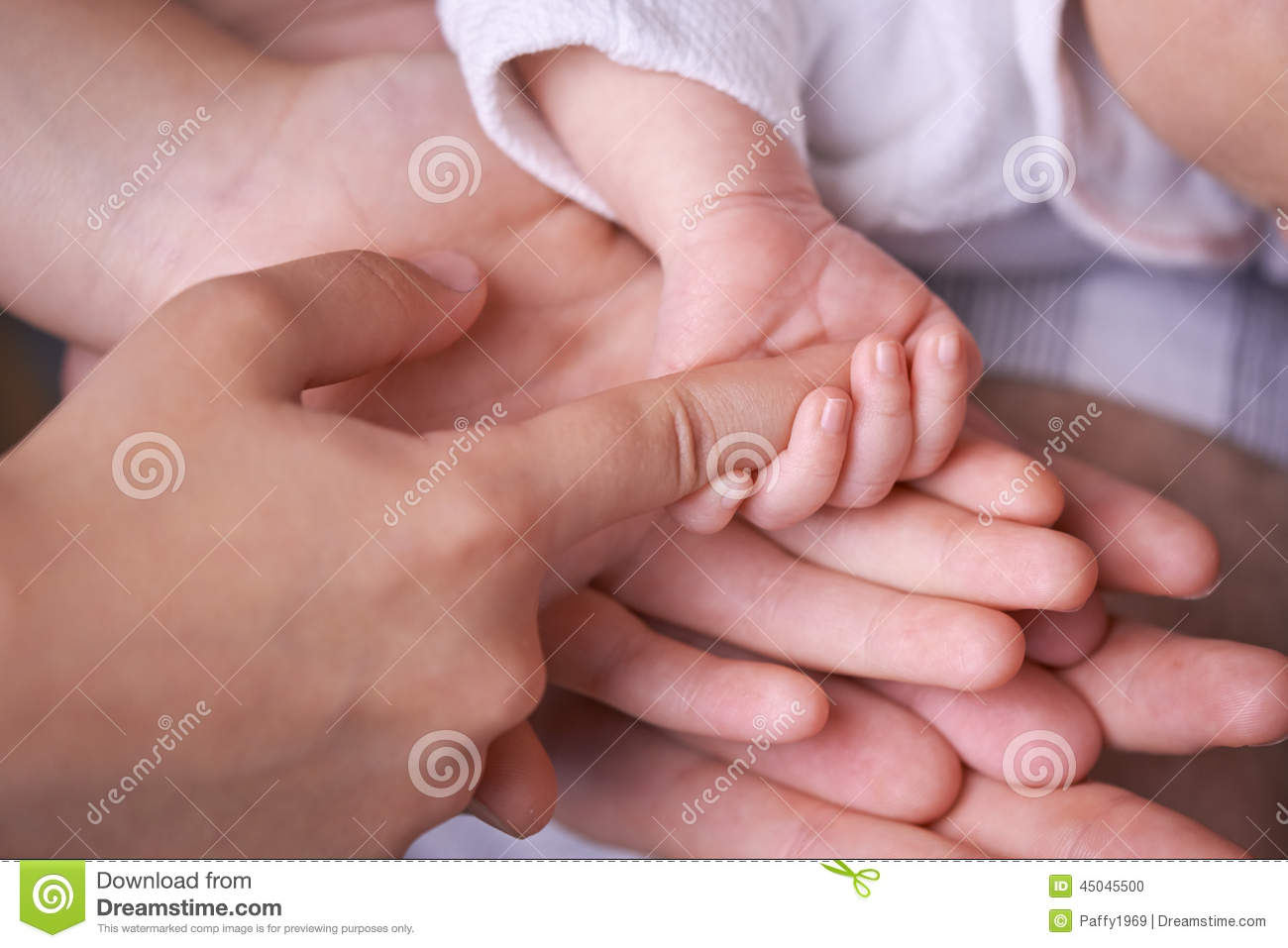 Family Hands Stock Photo Image Of Care Little Friendship 45045500