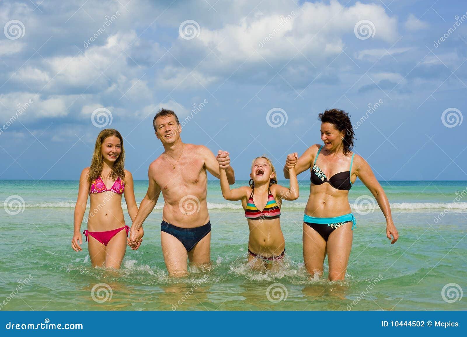 Nudists galleries families