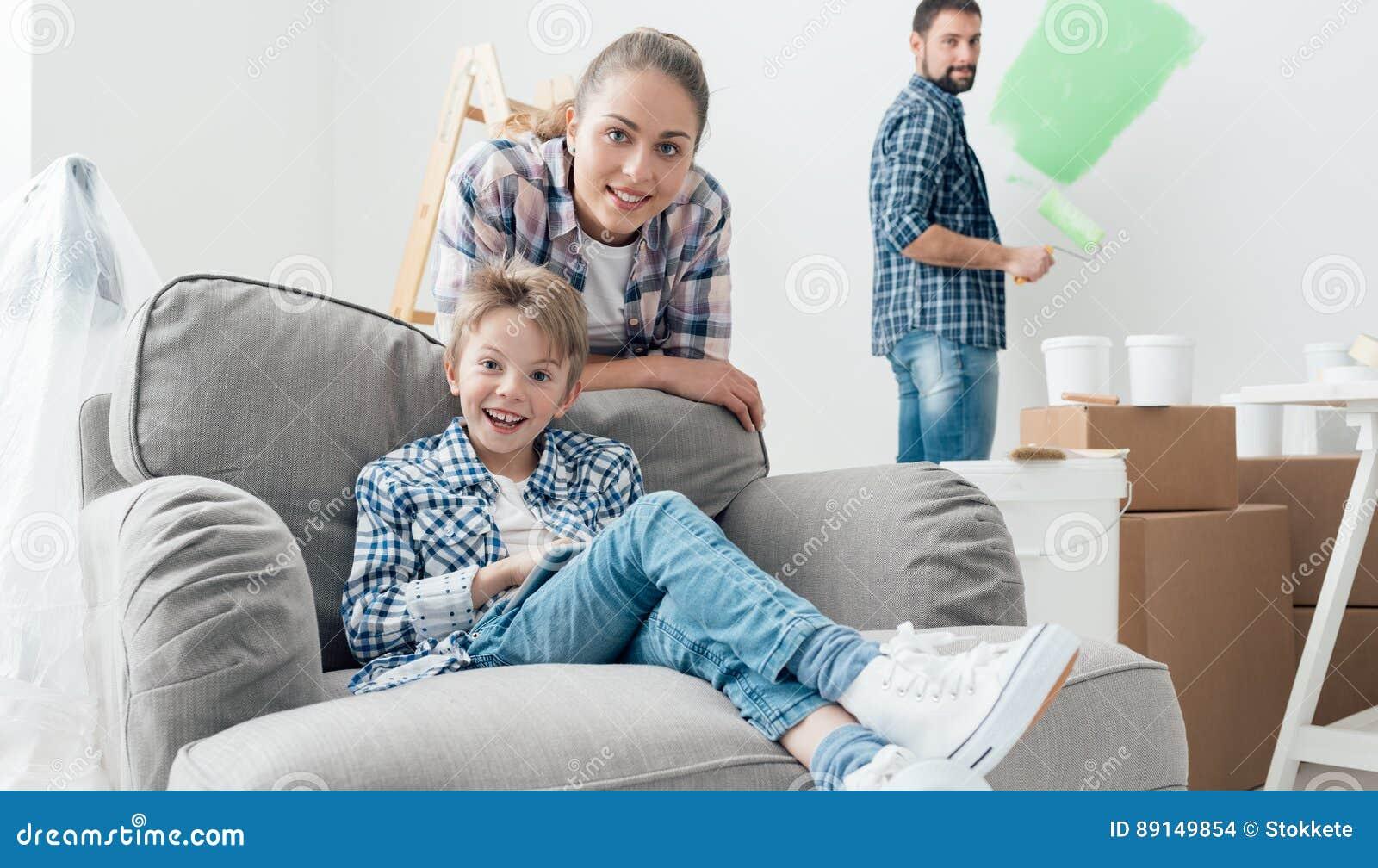 Family home renovation