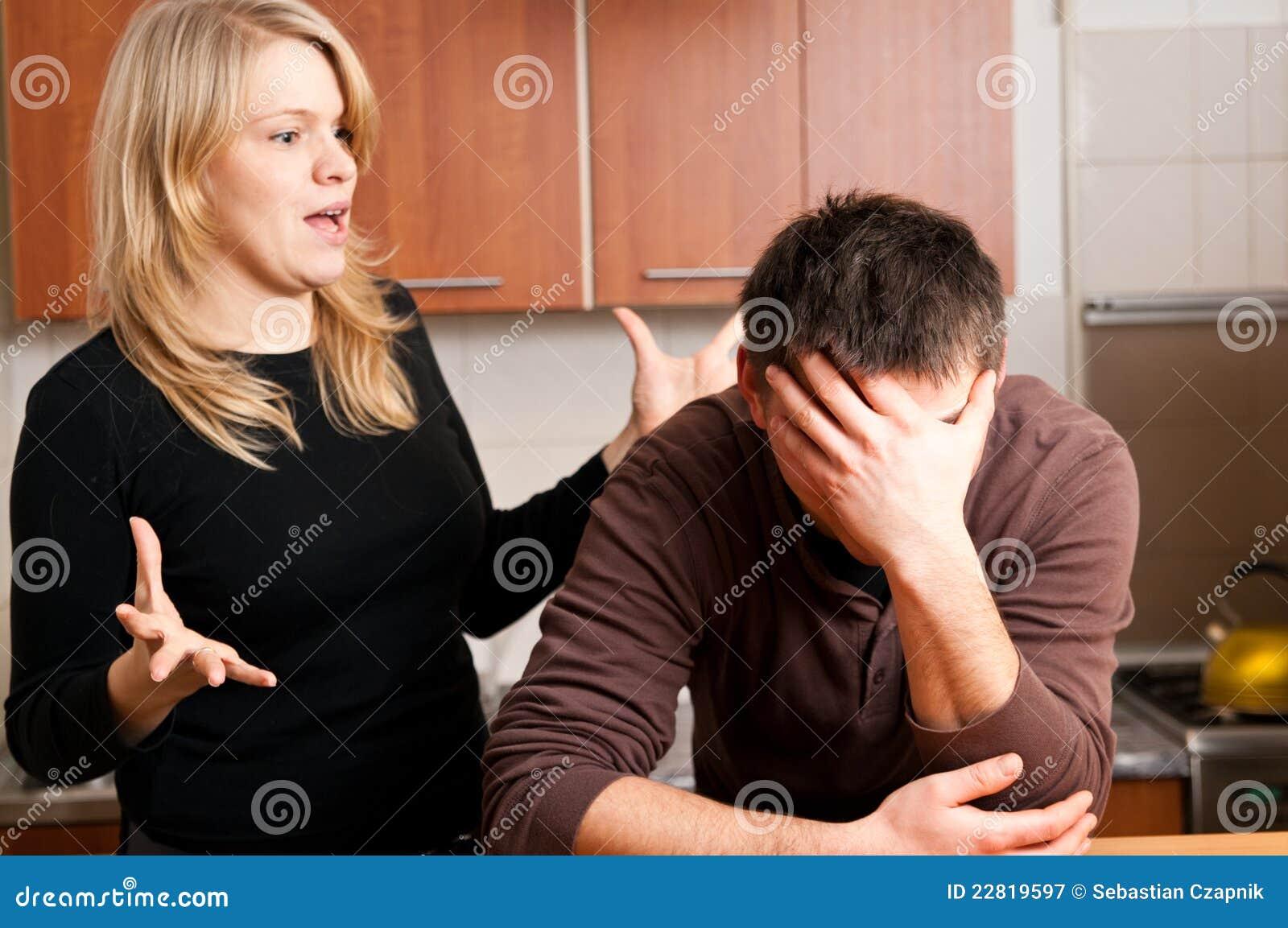 Фото ссор с девушкой