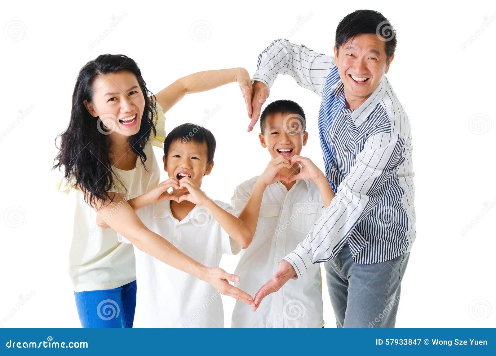 Japanese family love-3748