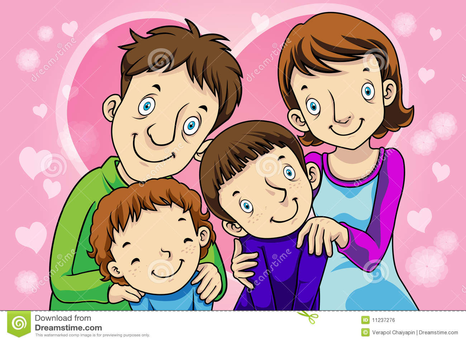 family matter stock illustration image of adoption