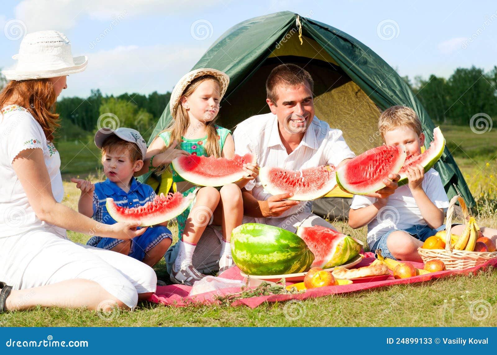 family picnic stock photos image 24899133 Family Picnic Day Clip Art Black Family Picnic Clip Art