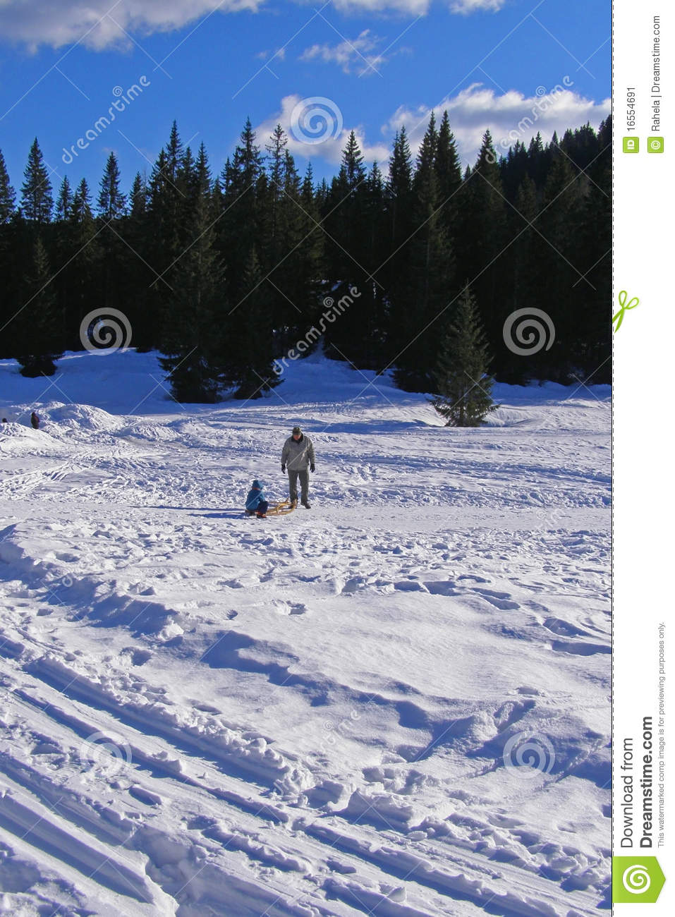 Family 39 s winter vacations stock image image 16554691 for Best family winter vacations