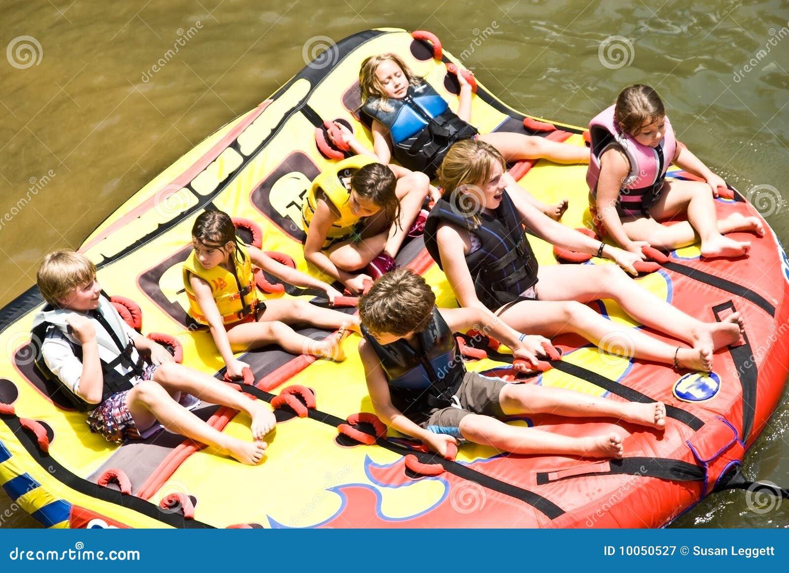 Family Summer Fun / Tubing