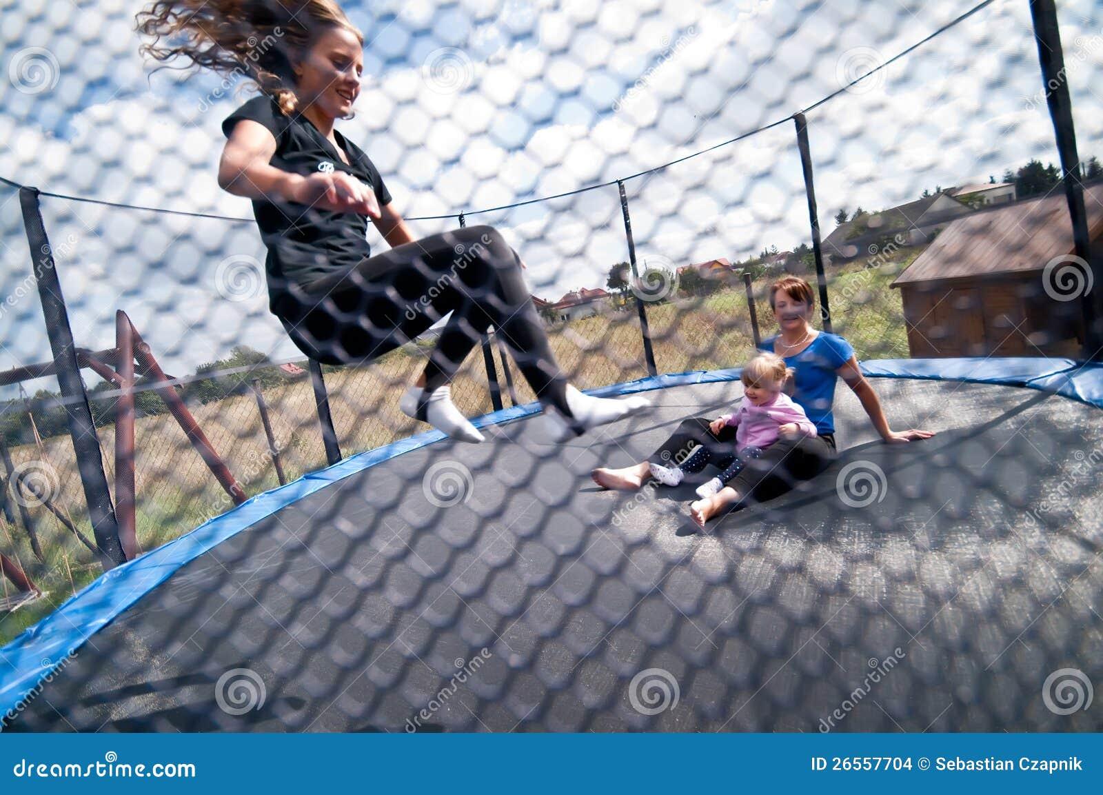 image gallery trampoline fun. Black Bedroom Furniture Sets. Home Design Ideas