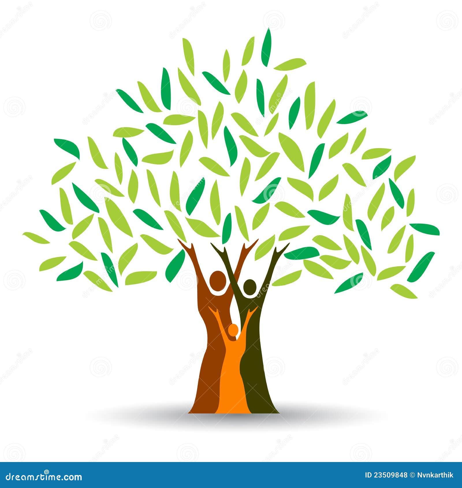Family Tree Royalty Free Stock Photos - Image: 23509848