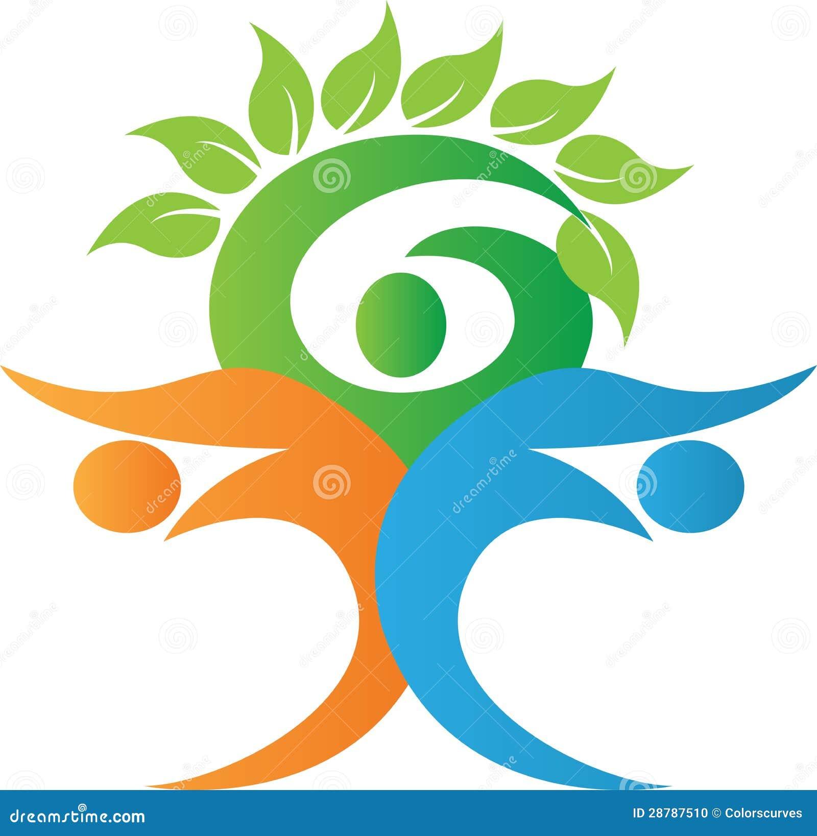 Family Tree Logo Royalty Free Stock Image - Image: 35074196