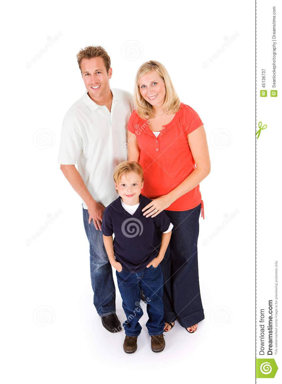 family two parents with one child stock photo image 45136737 american flag clip art vector american flag clip art animated