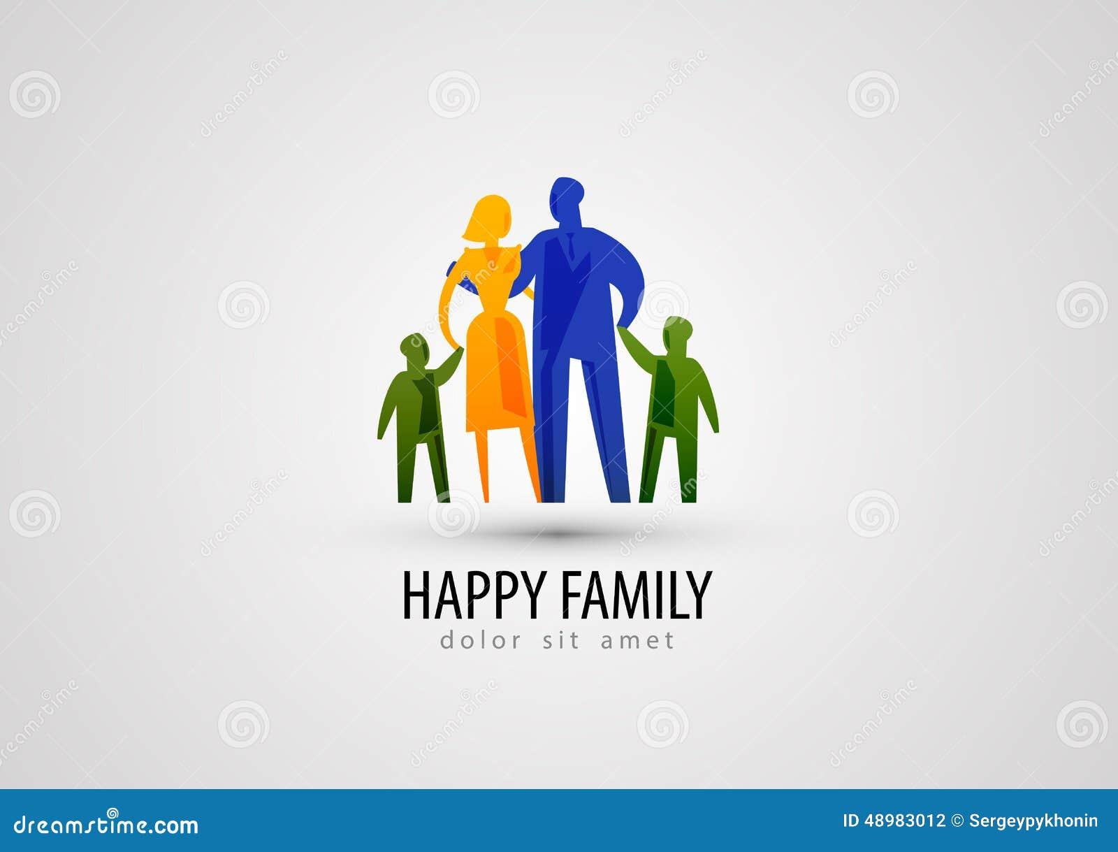 Family Logo Design   www.imgkid.com - The Image Kid Has It!