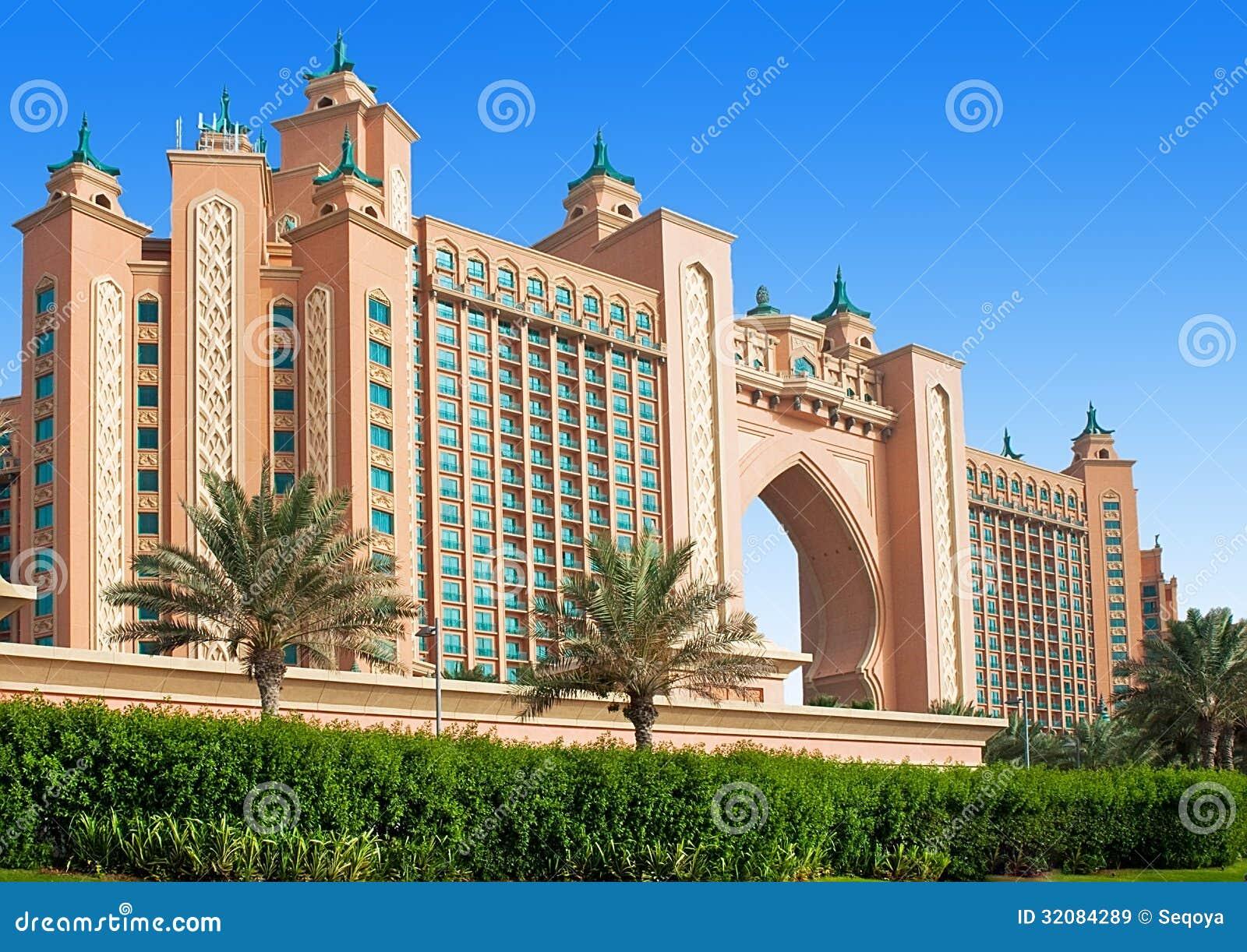 The famous atlantis hotel editorial stock image image for Hotel dubai famous