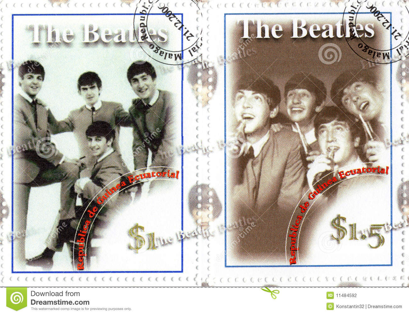 Famous group of The Beatles