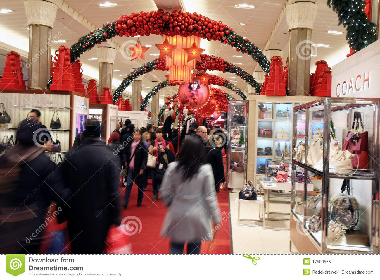 Business Christmas Decorations