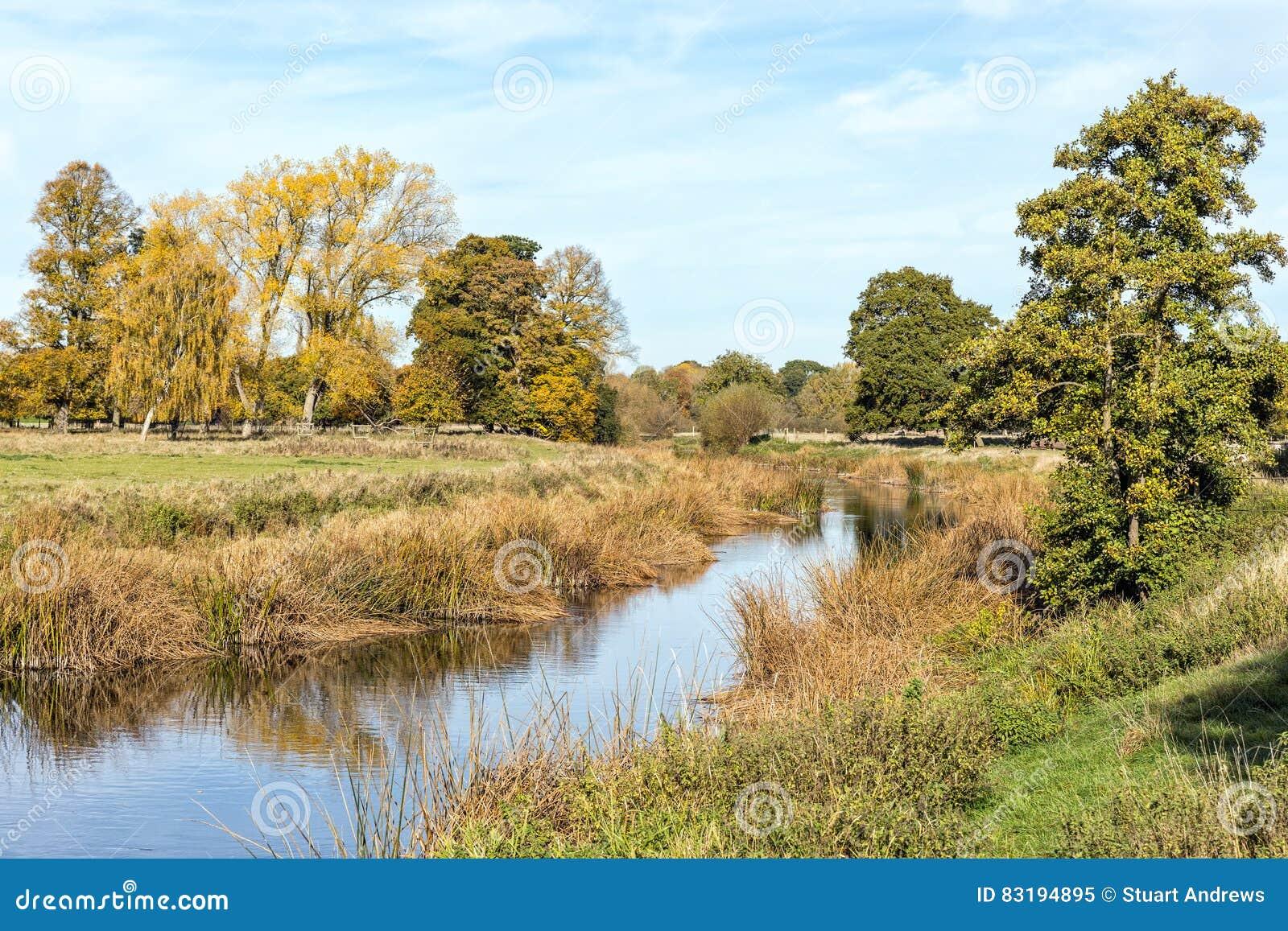 The Famous River Avon England