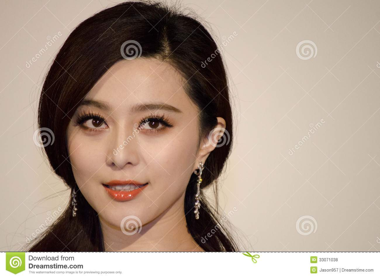 Fan Bingbing Editorial Stock Photo