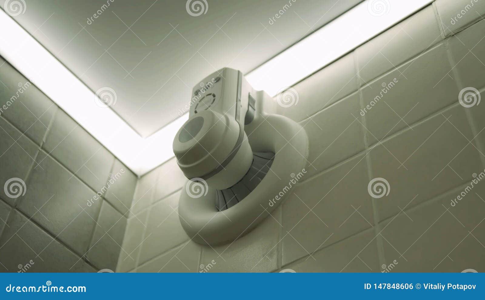 Fan dello sfiato del bagno Sistema di ventilazione del bagno
