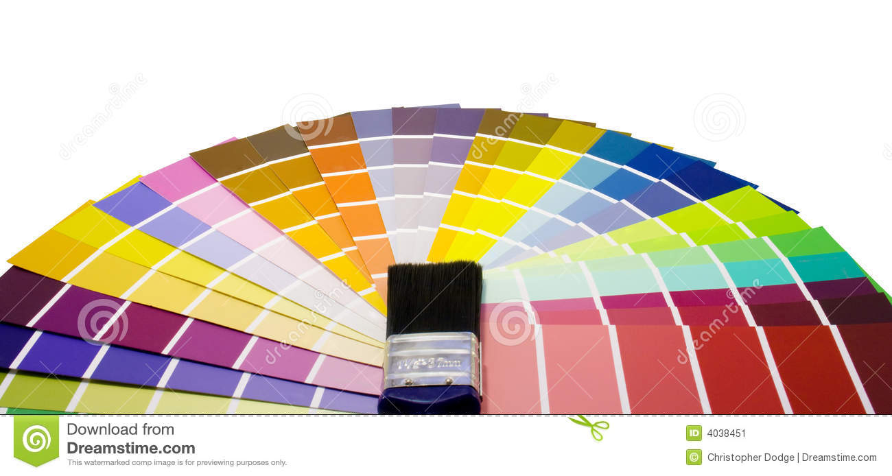 Taupe Paint Color Swatches