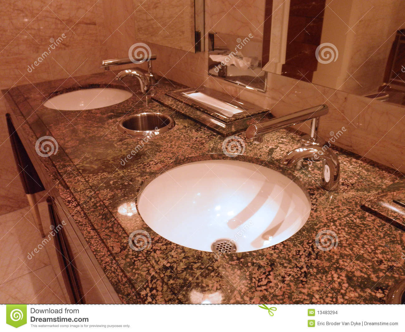 fancy bathroom sinks fancy bathroom sinks editorial stock image image of clean 12815