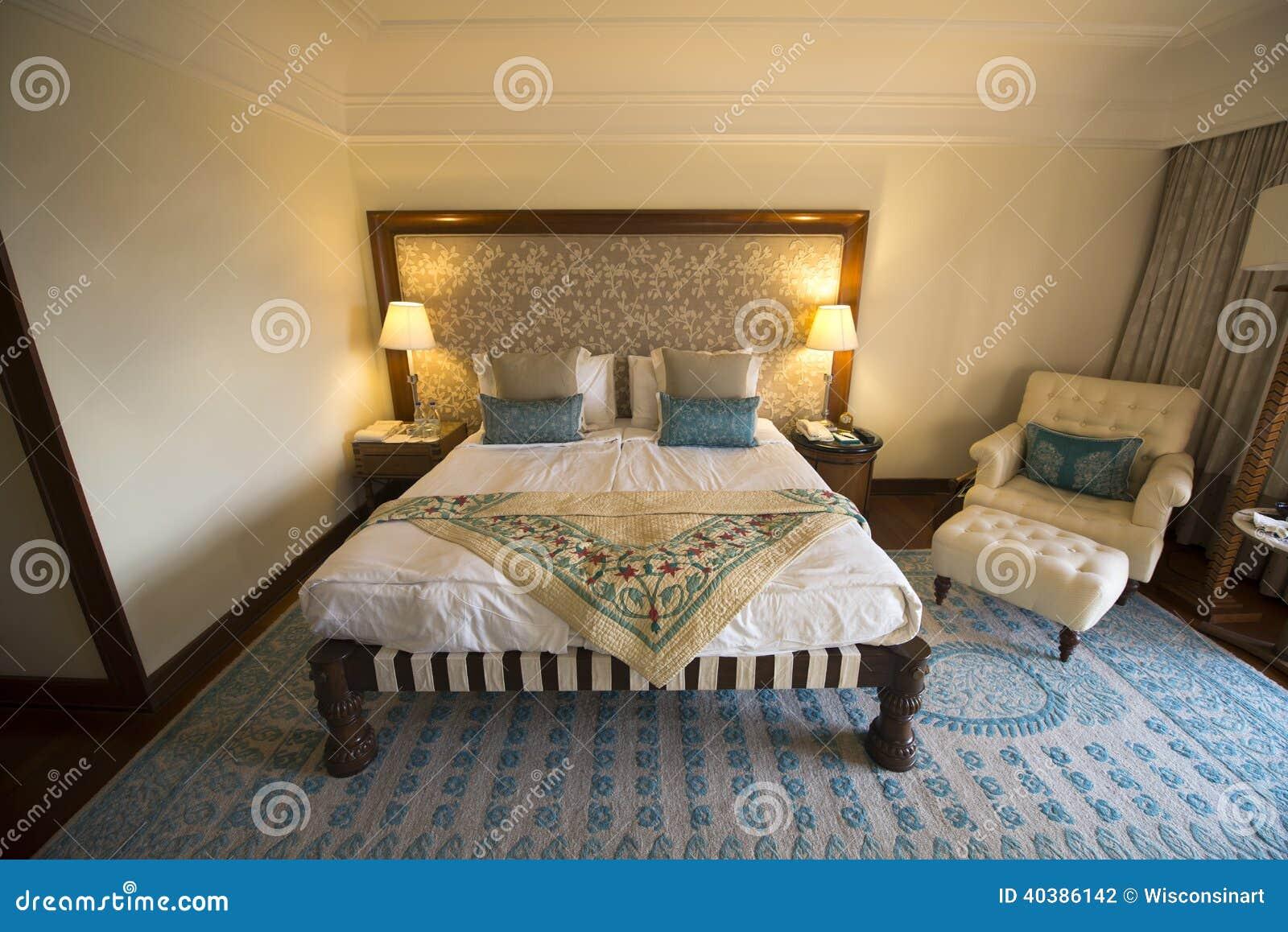 Fancy Bed And Bedroom In Luxury Resort Hotel Stock Photo Image Of Bedroom Ritz 40386142
