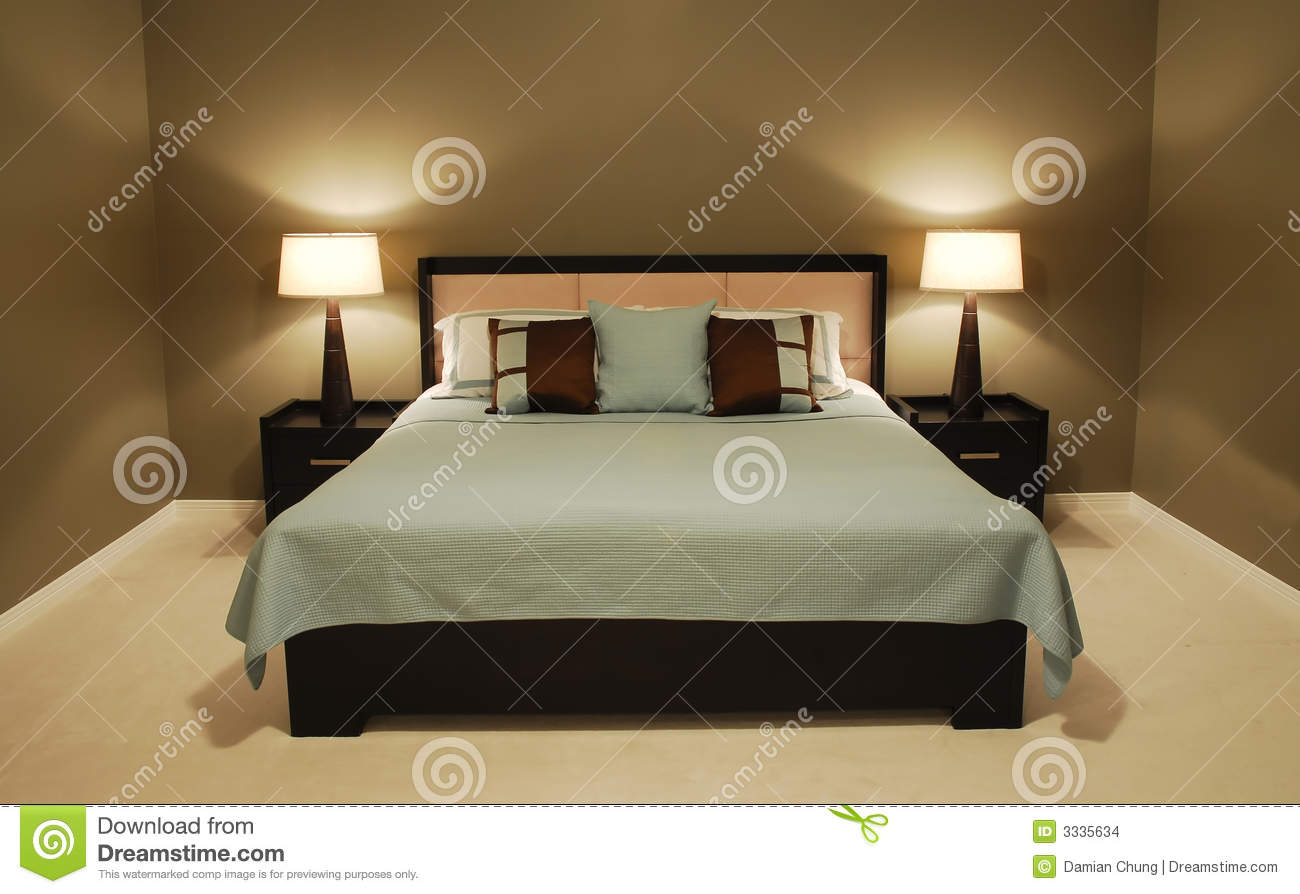 Fancy Bedroom Stock Photo Image Of Hotel Comfort Duvet