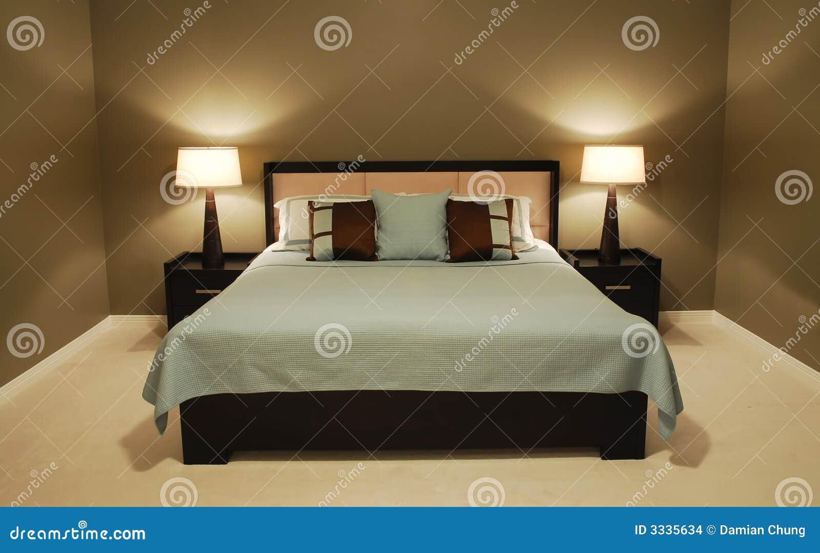 Fancy Bedroom Stock Images - Image: 3335634