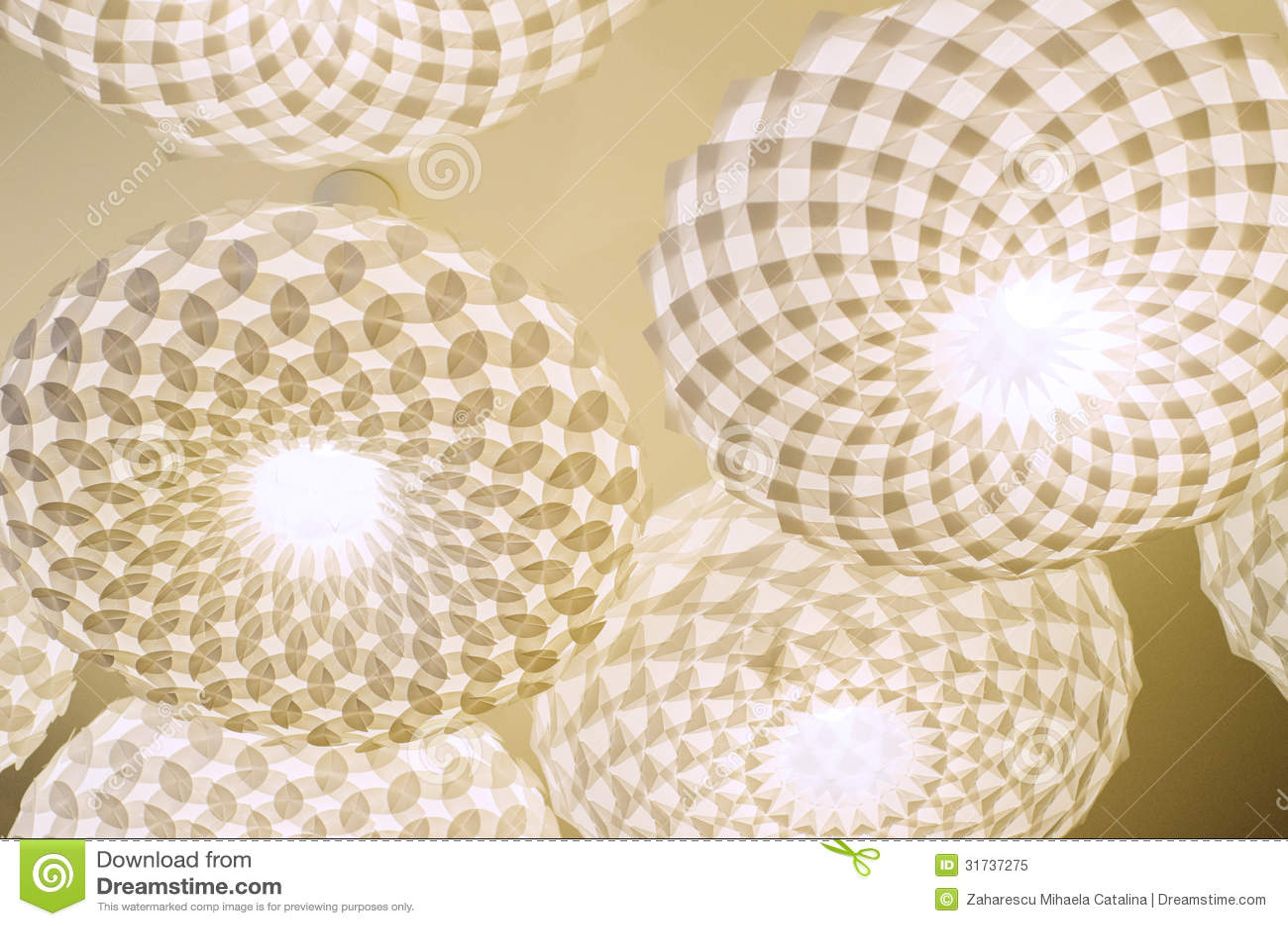 Fancy ceiling lamps