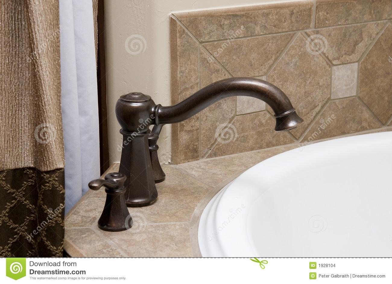 Fancy faucet stock images image 1928104 - Fancy bathroom faucets ...