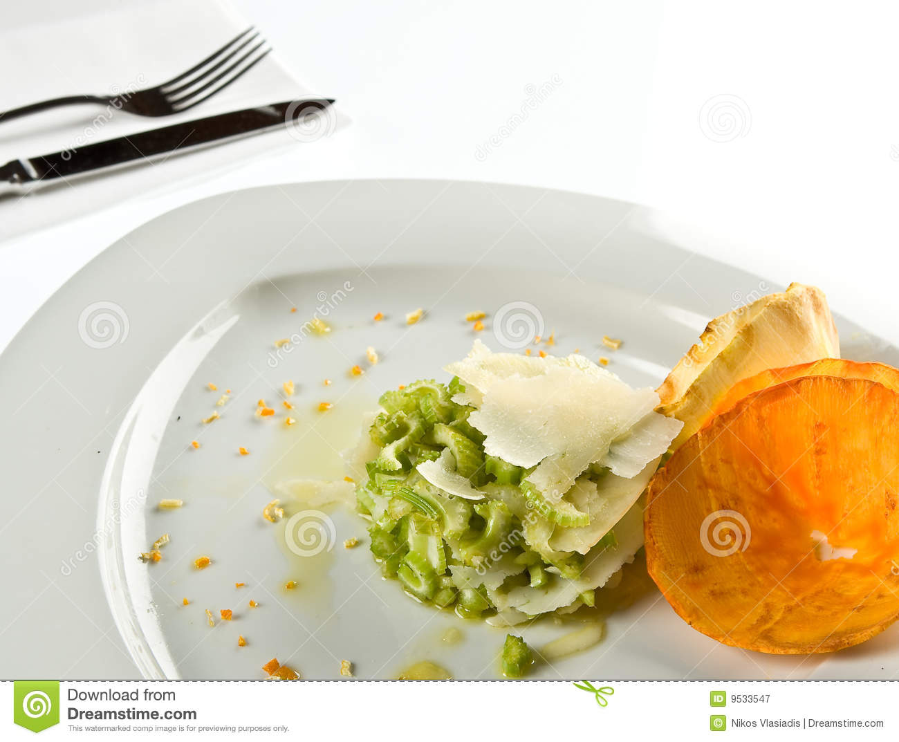 Fancy Food Display Royalty Free Stock Photography - Image ...