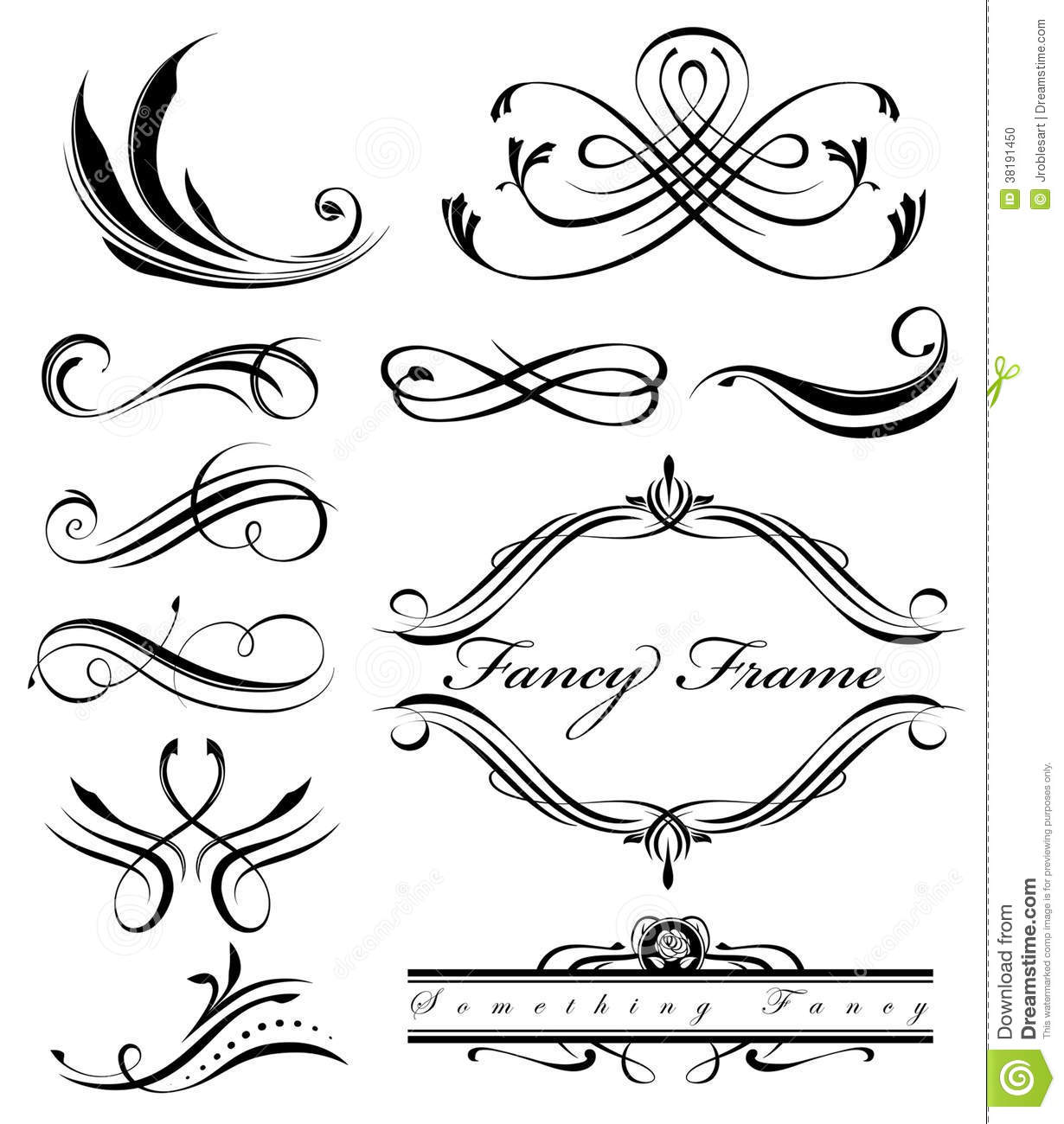 fancy lines design