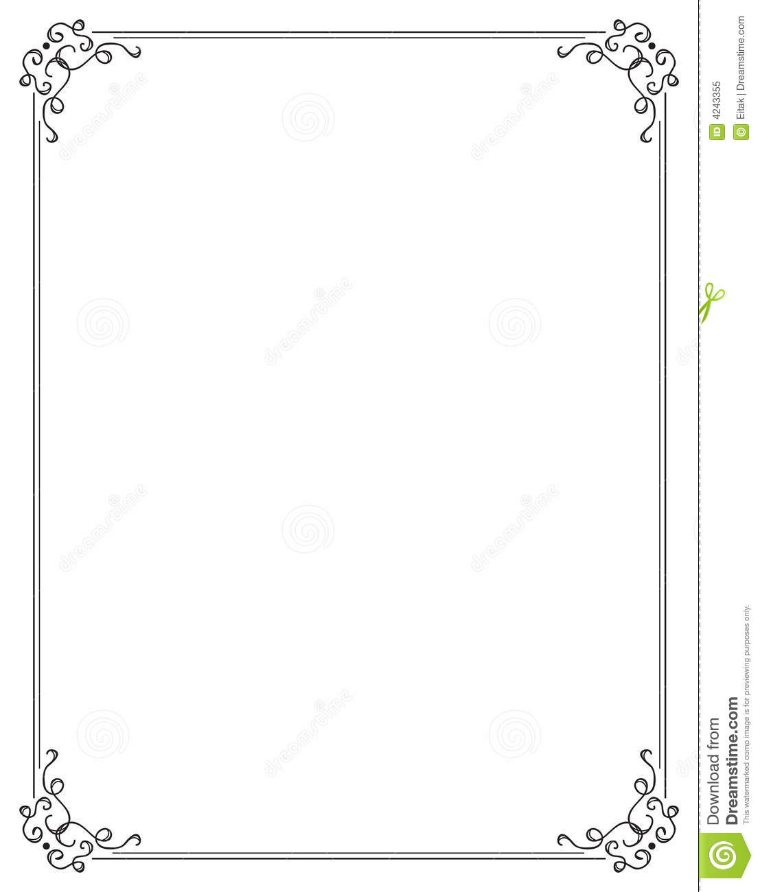 Fancy Page Border Two