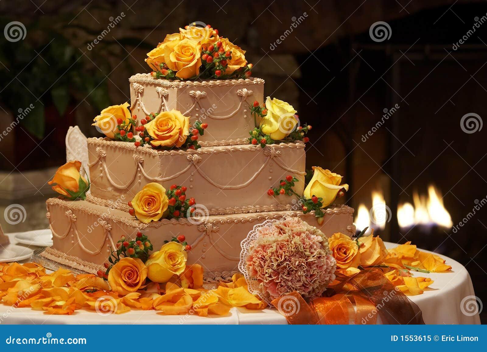 Wedding Cakes Fancy