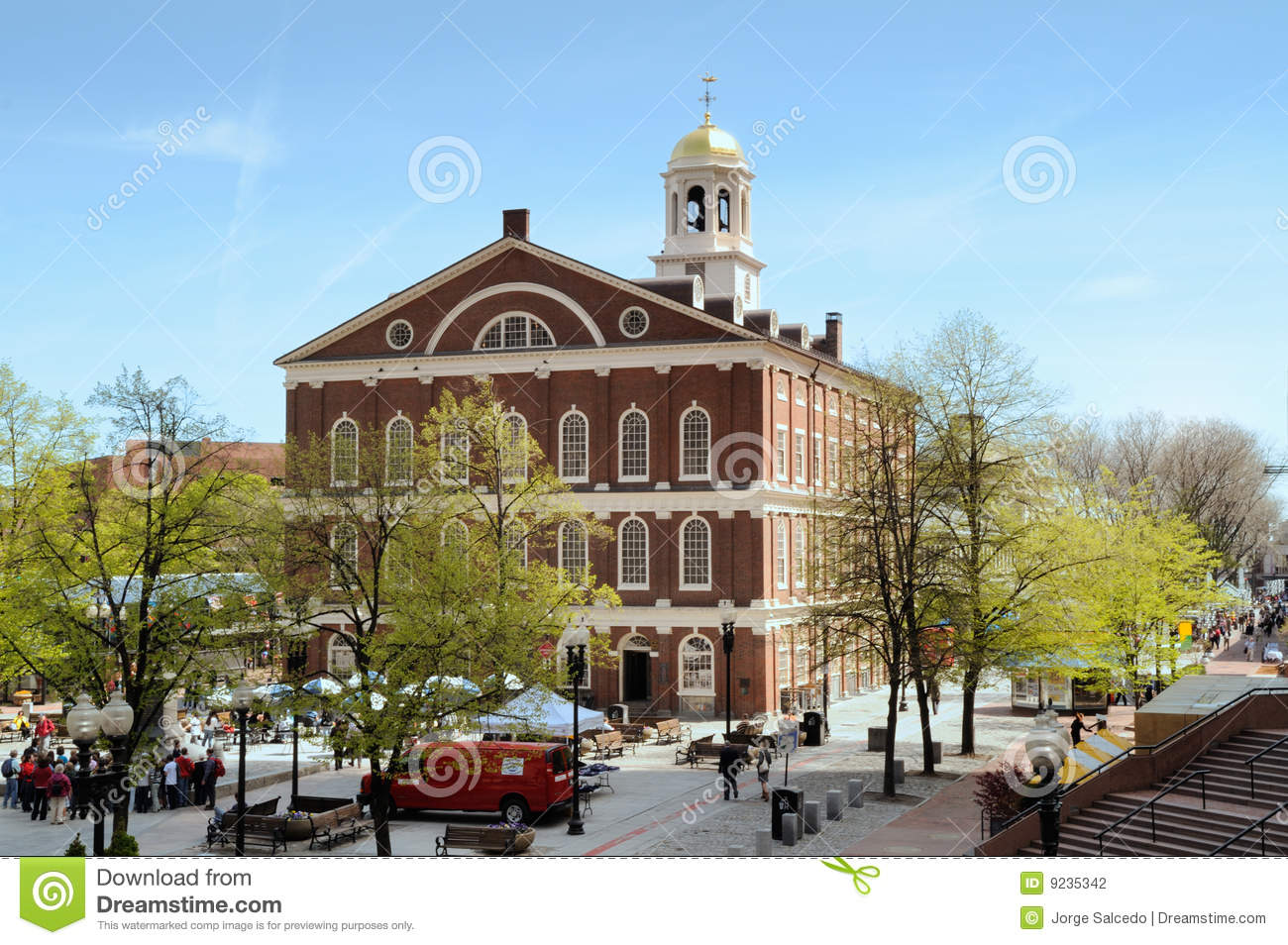 Best Food In Faneuil Hall