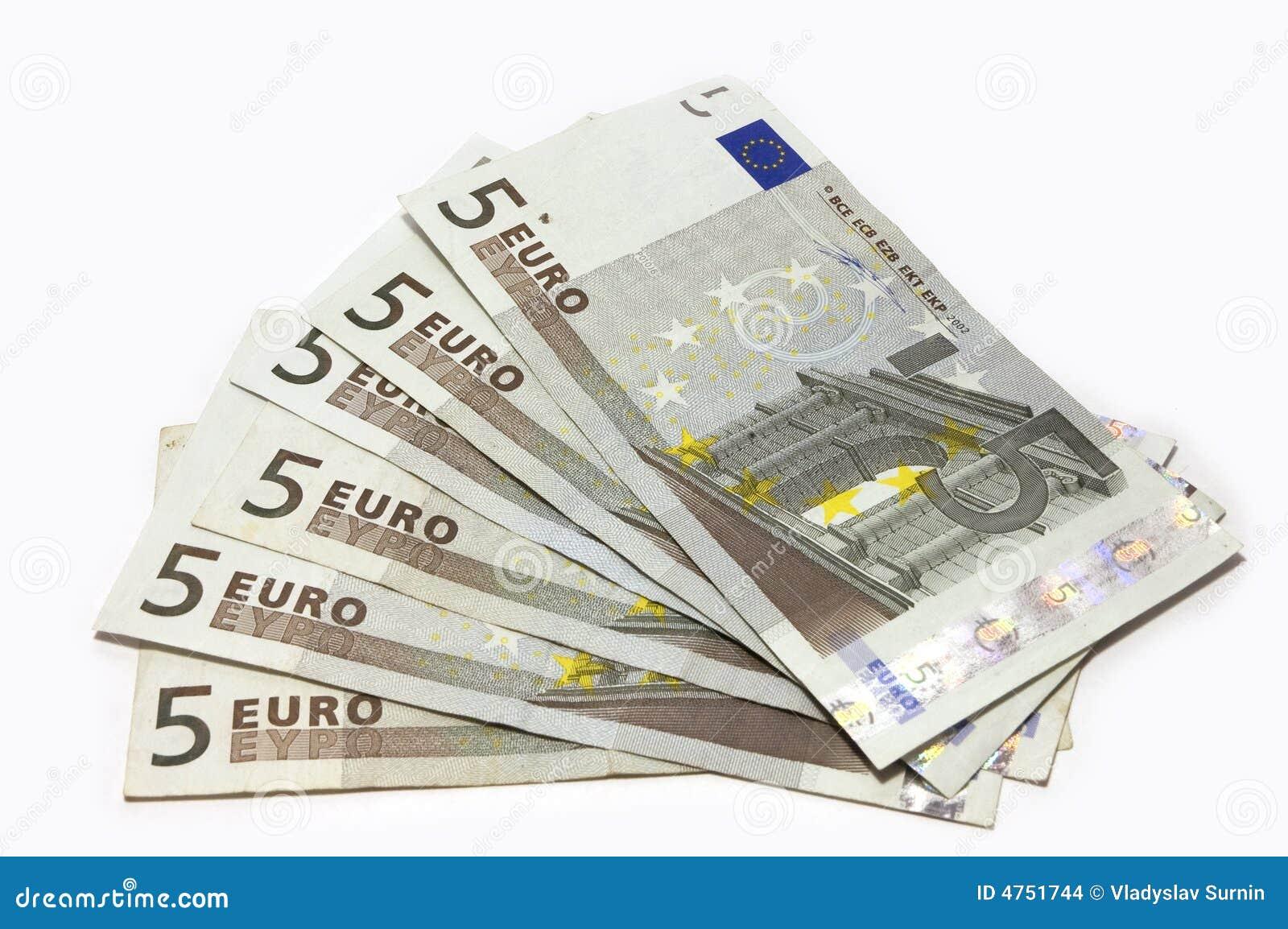 Fantail van het contante geld