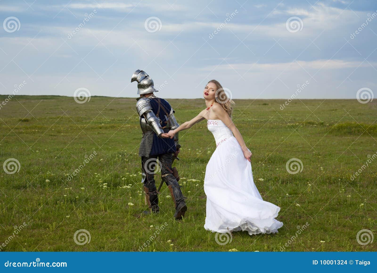Fantasía en un tema/una novia y un caballero de la boda