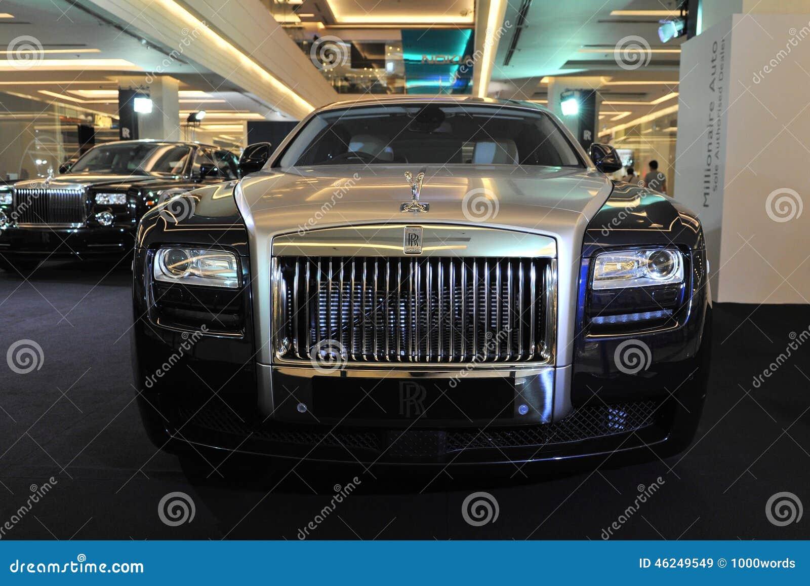 Fantasma della Rolls Royce