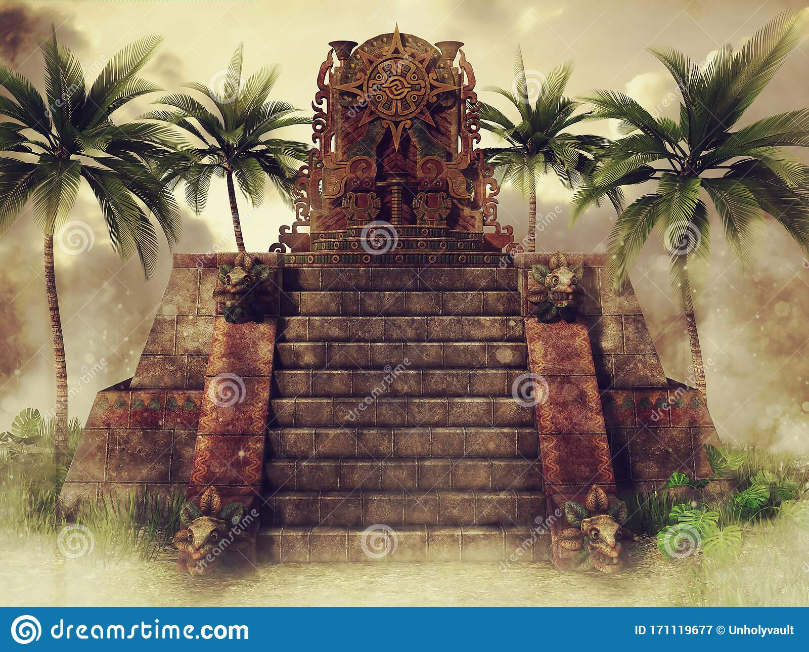 Temple Stairs Stock Illustrations – 1,136 Temple Stairs Stock  Illustrations, Vectors & Clipart - Dreamstime