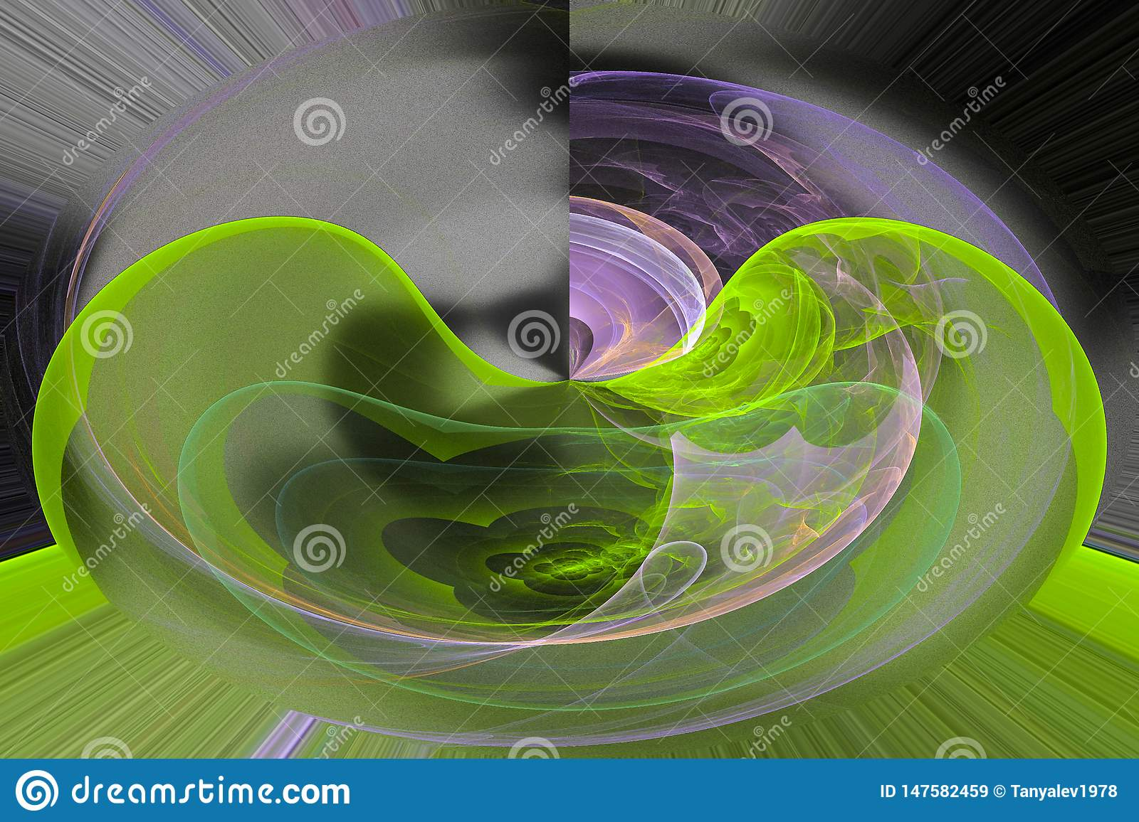 Fantasy, fractal, creative space pattern vibrant colorful , glow firework modern background, energy templaterendering