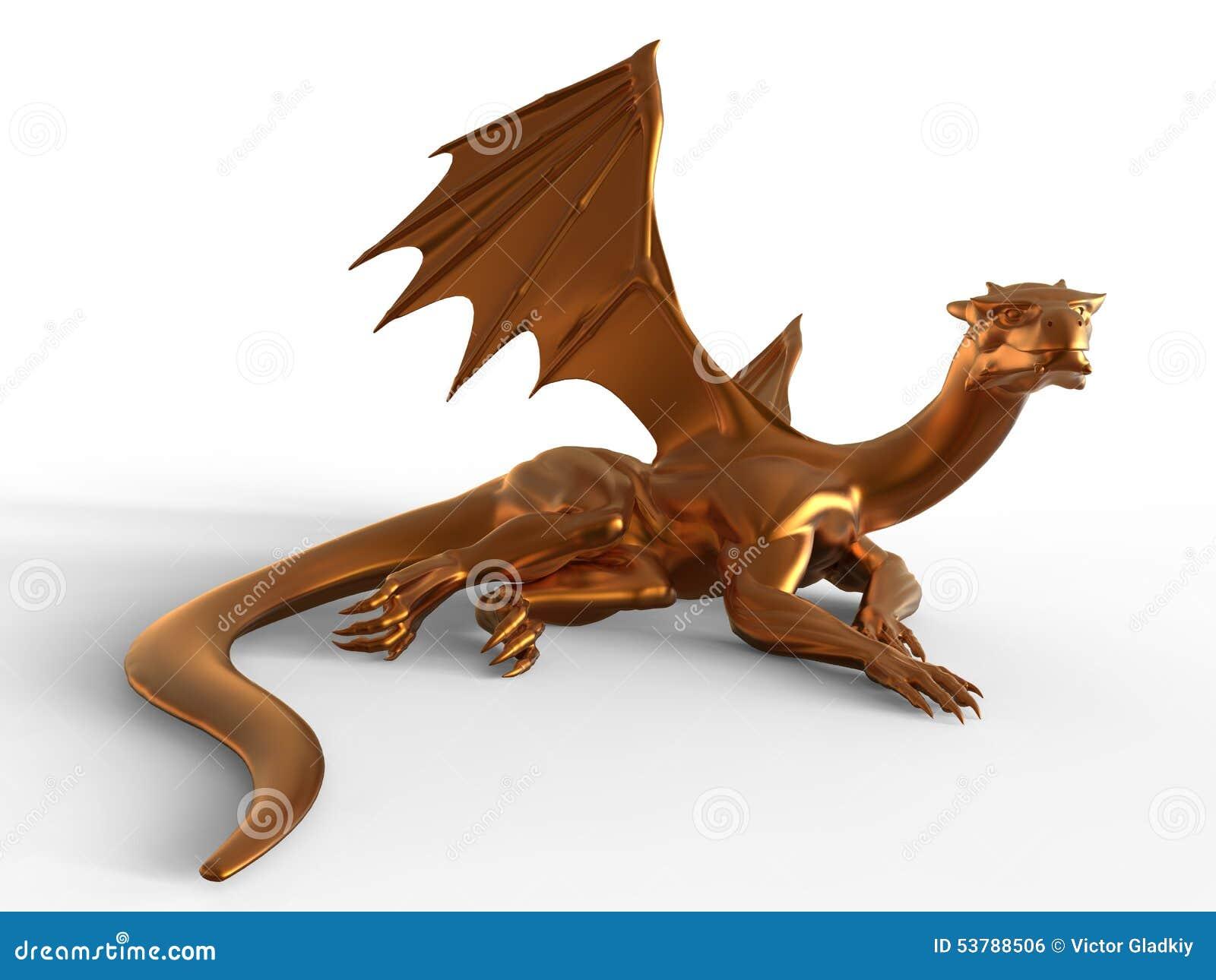 golden dragon boulder