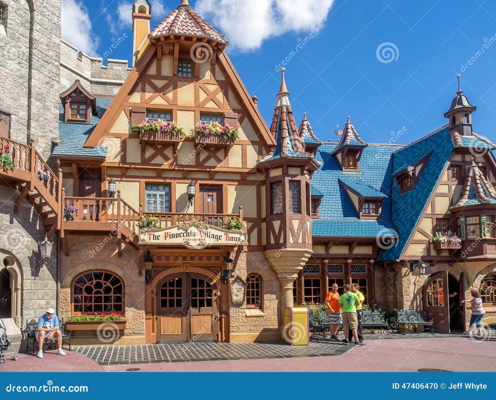 Fantasyland Disney World Editorial Image Image 47406470